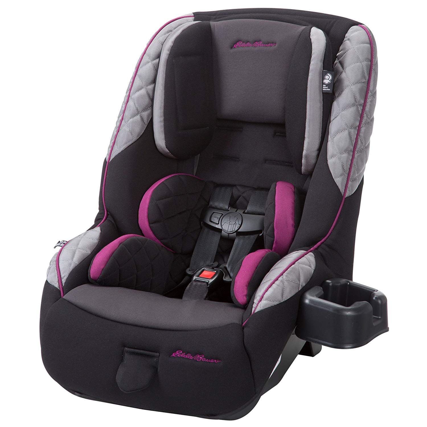 In The Rear Facing Position Eddie Bauer XRS 65 Is Suitable For A Child Between 5 40 Lbs With Maximum Height Of About Inches