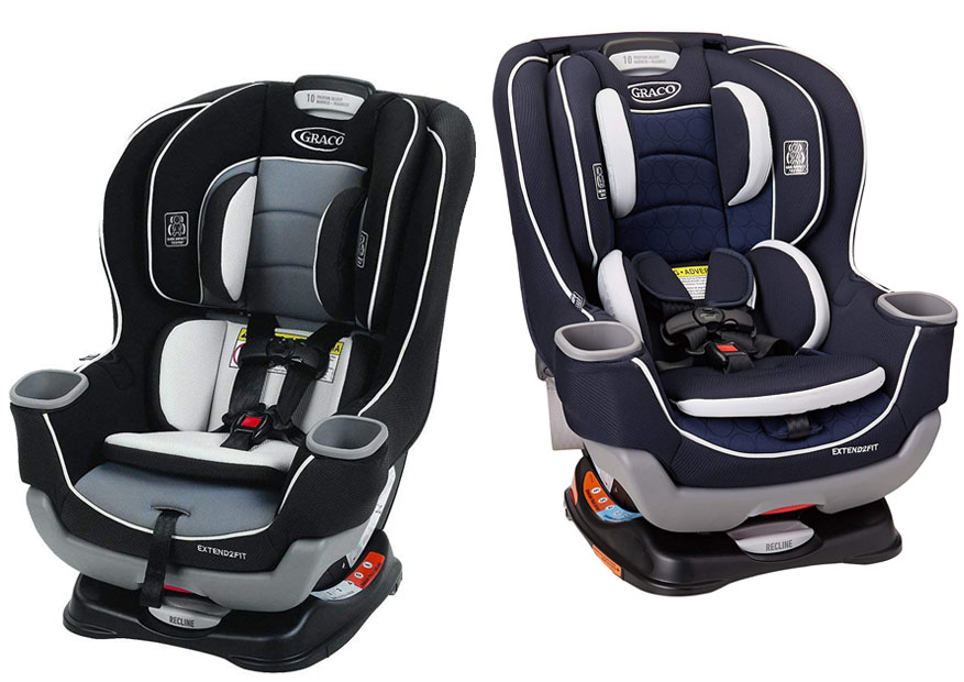 Graco Extend2Fit Vs 65