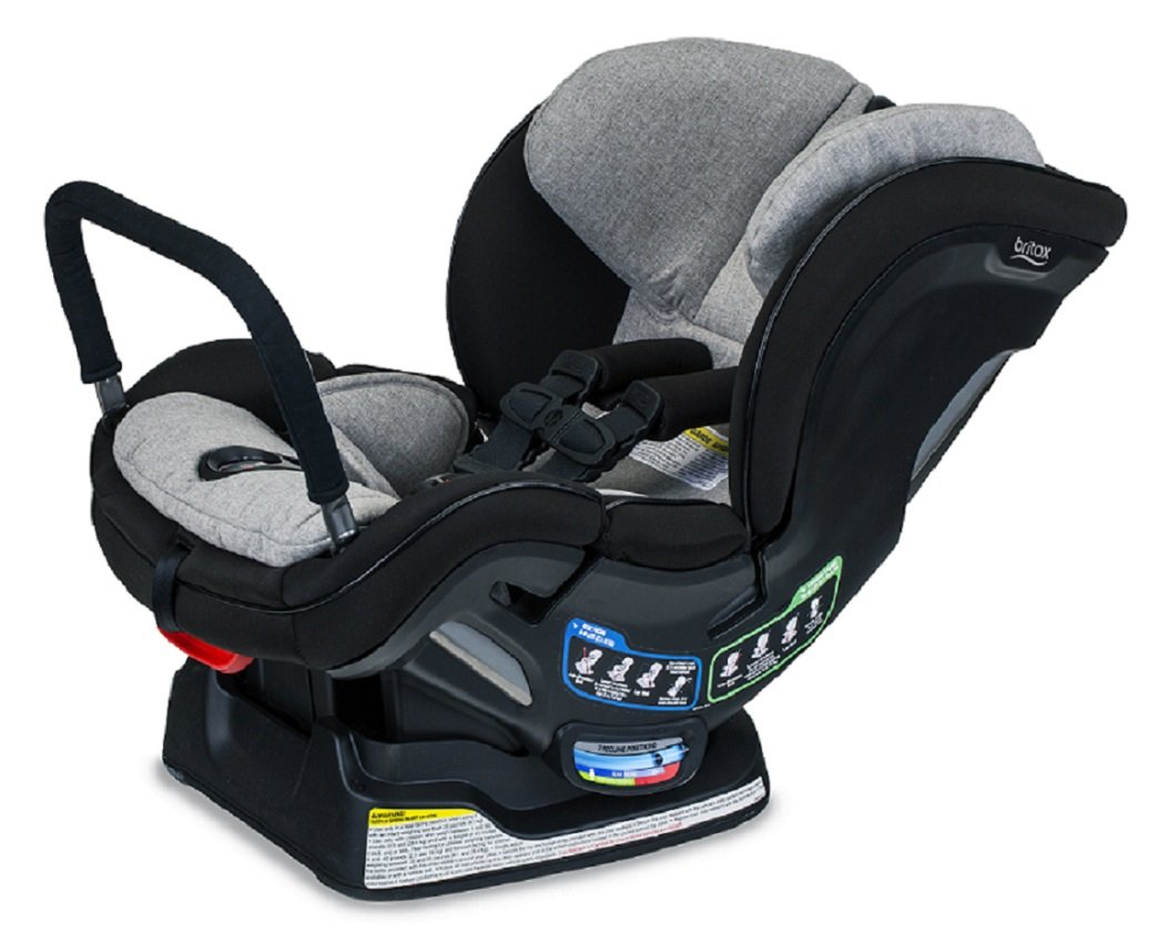 The Click Installation System Keeps Car Seat In Place Very Well Doesn T Move Around Much You Can Easily Achieve A Solid