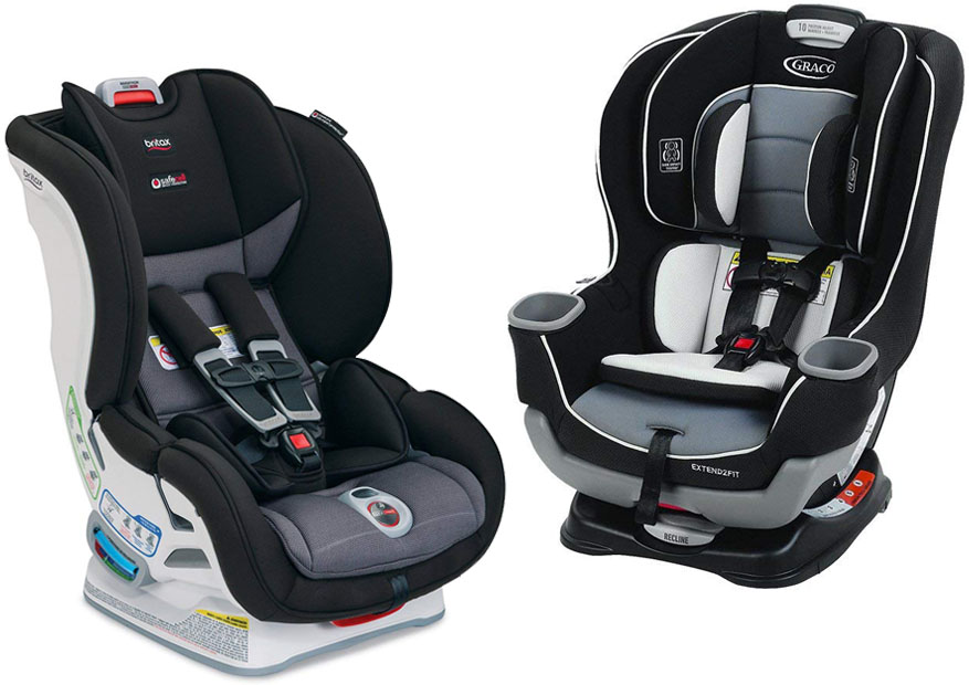 Britax Marathon Is Quite More Expensive Than Graco Extend2fit So Which One Actually Better For The Money Read Detailed Comparison Of