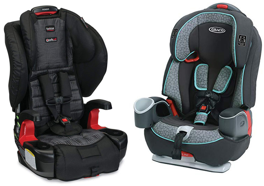 The Dimensions Of Each Booster Seat Here Available Color Choices On Model Built In Modes And Height Weight Limits