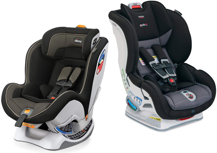 In This Article We Will See The Detailed Comparison Between Chicco Nextfit And Britax Marathon To Help You Choose Best Convertible Car Seat For Your