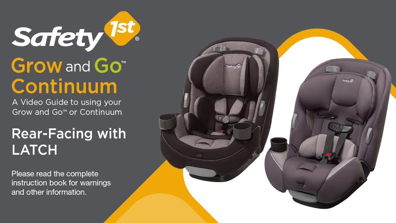 Graco Extend2fit Vs Safety 1st Grow And Go Bestcarseatz