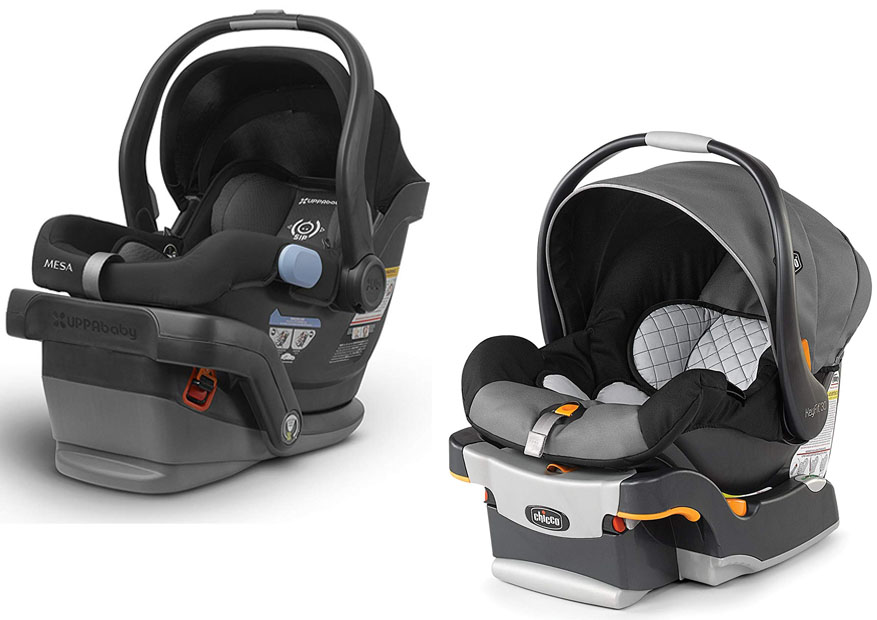 Note That Uppababy Mesa Is Quite More Expensive Than Chicco Keyfit 30 So Should You Choose The Pricier Model Or Just Stick With Affordable One