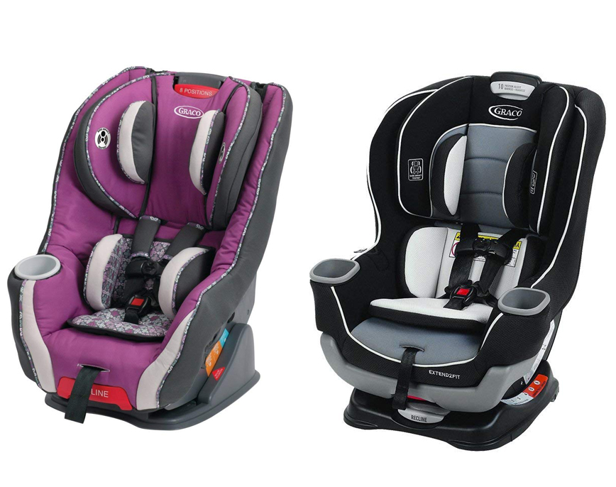 Do You Need A Booster Car Seat What Are Graco Size4me And Extend2fit Look Like