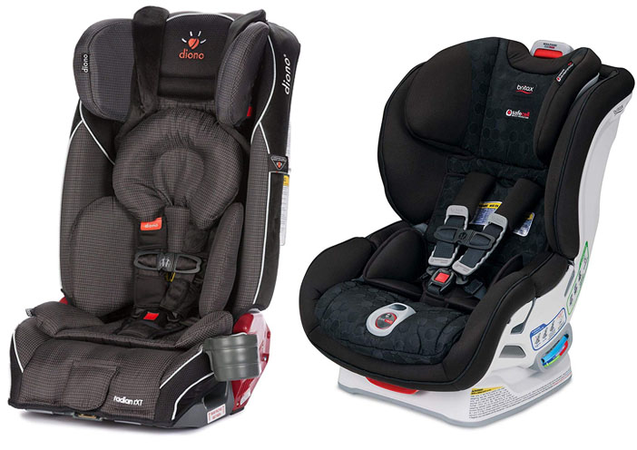 Superb Diono Radian Vs Britax Boulevard Clicktight Bestcarseatz Pdpeps Interior Chair Design Pdpepsorg