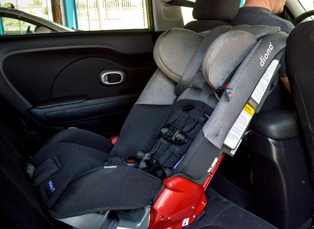 Diono Radian vs Graco 4Ever - Bestcarseatz