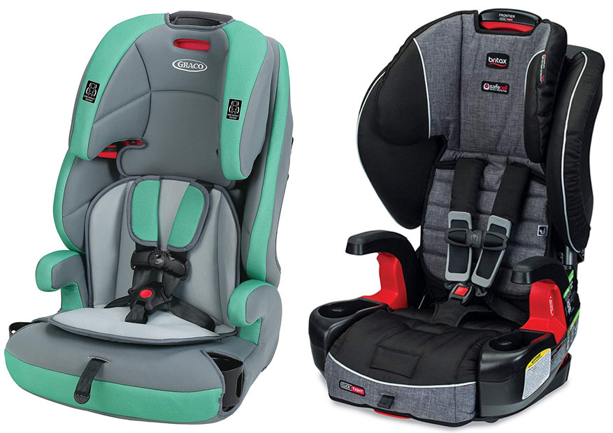 Which Car Seat That Is Generally Easier To Install And Use The Comparison Of Their Weight Capacity Features Graco Tranzitions Vs Britax Frontier