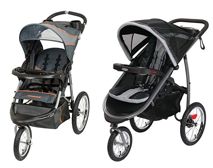 baby trend expedition vs graco jogger 1